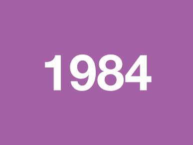 Voorstelling 1984