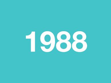 Voorstelling 1988
