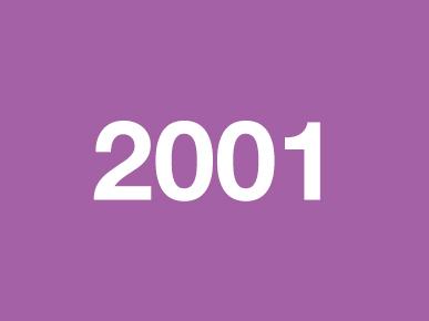 Voorstelling 2001