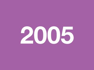 Voorstelling 2005