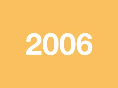 Voorstelling 2006