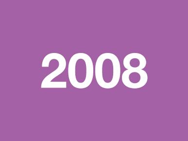 Voorstelling 2008