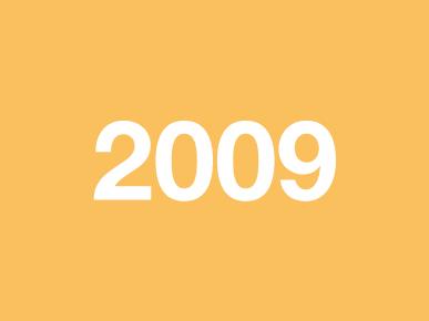 Voorstelling 2009