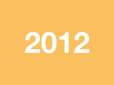 Voorstelling 2012