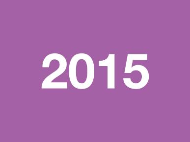 Voorstelling 2015