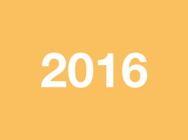 Voorstelling 2016