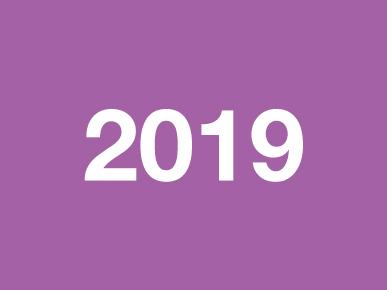 Voorstelling 2019
